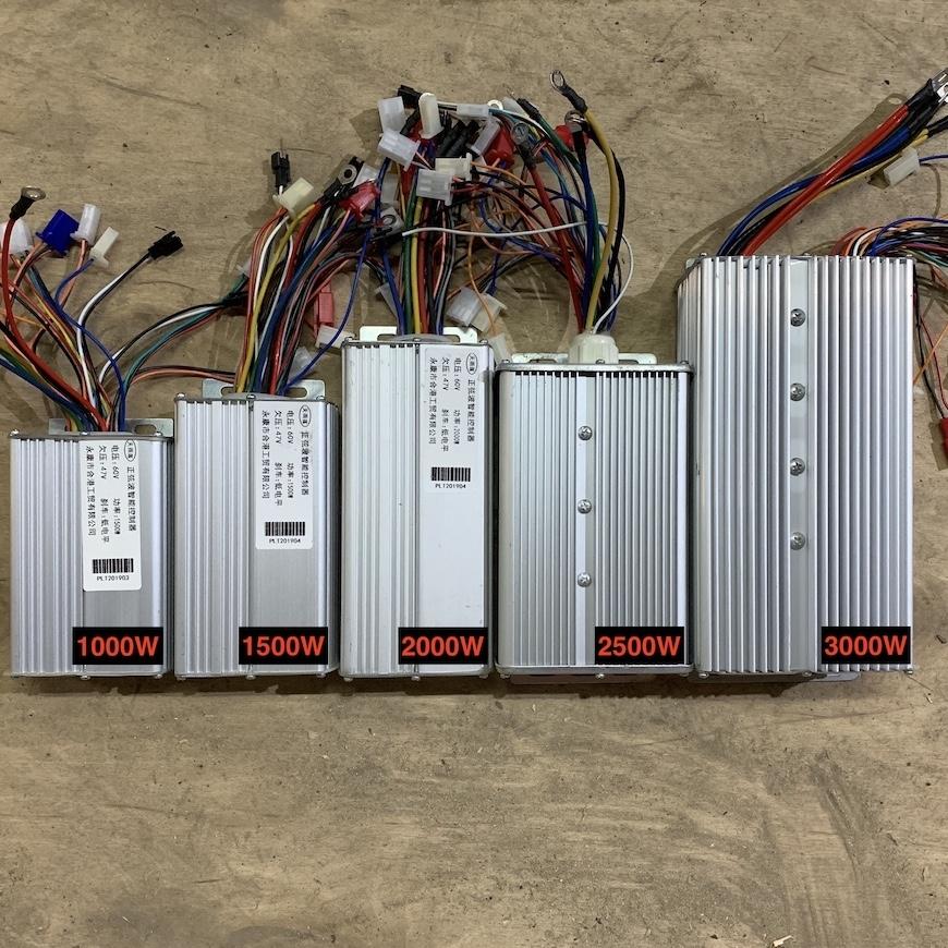 Контролер двигуна 1000-3000W