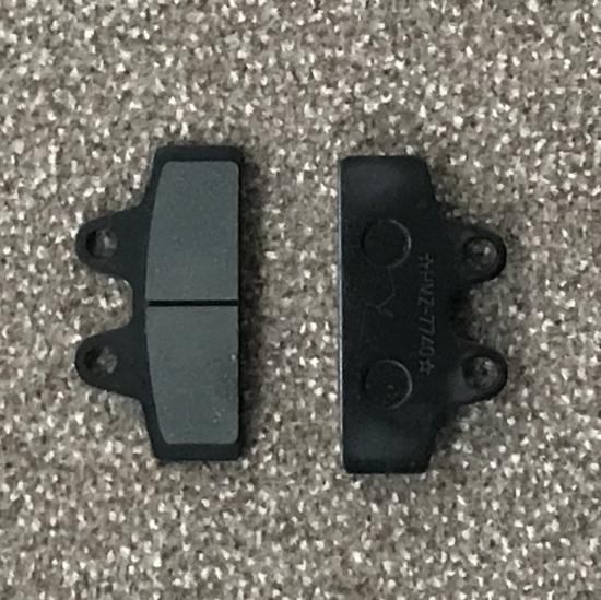 Тормозные колодки передние для CityCoco