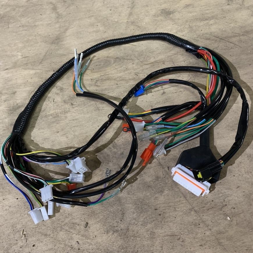 Проводка для CityCoco LUQI