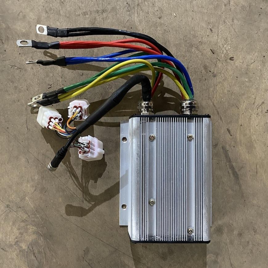 Контроллер Kelly KLS 7230S
