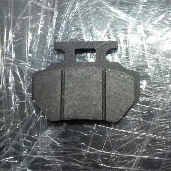 """Тормозные колодки задние для 12"""" колес"""