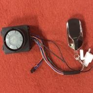 Сигнализация с Bluetooth