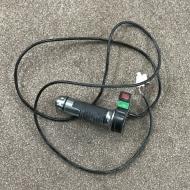 Ручка акселератора с переключателем