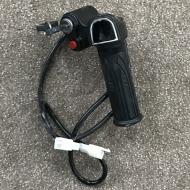 Ручка акселератора с круиз-контролем