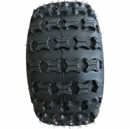 Tractor rubber for CityCoco 8""