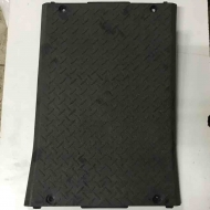 Plastic footboard for X7.