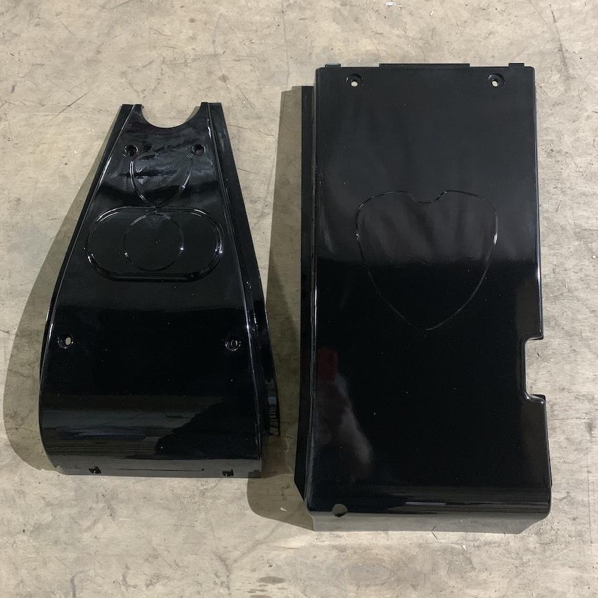 Пластик днища для CityCoco X10 Long Range