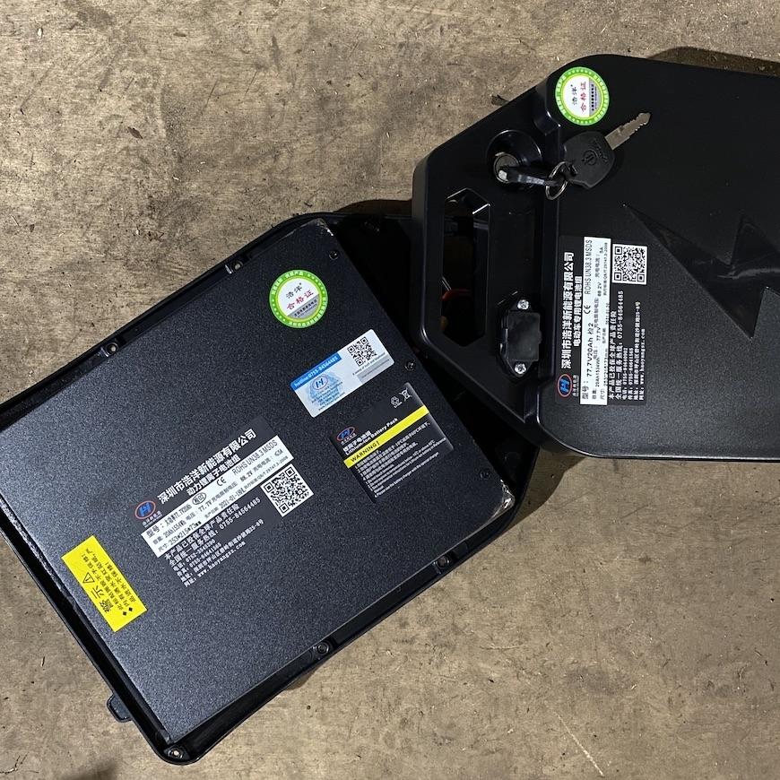 Акумулятор знімний для Citycoco 77,7V 18Ah
